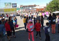 Realizan marcha por la Paz en Serdán, Puebla