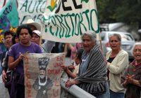"""La """"Marcha por Morelos"""" logra acuerdos tras encuentro en Segob"""