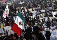 Tres marchas, distintas protestas en la CDMX