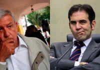 INE prohíbe a AMLO y Morena donar 41 mdp a víctimas del sismo