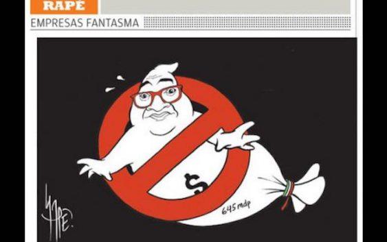 empresas fantasma gobierno federal
