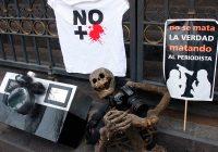 México, el país donde más muertes de periodistas hay en el mundo