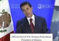 """La nueva de Peña: México """"se ha volvido"""" referente"""