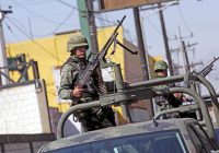 Consecuencias de la militarización que vive México