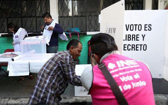 Tarjetas a cambio de votos