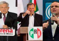 Inician las campañas más caras de la historia de México