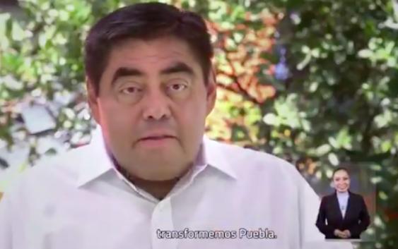 Barbosa no pirateó frase de Moreno Valle