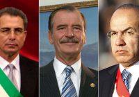 AMLO a favor de eliminar pensión de expresidentes