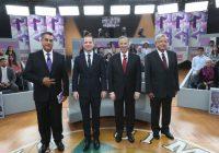 INE anuncia reglas de comportamiento para el tercer debate presidencial