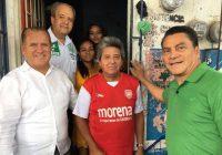 Quitan candidatura al aspirante a gobernador del Partido Verde en Tabasco por apoyar a AMLO