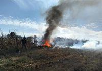 Revelan que helicóptero accidentado en Puebla cayó «de cabeza»