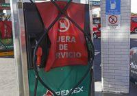 El desabasto de gasolina llega a CDMX