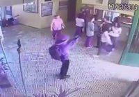Captan en video la masacre en una escuela de Brasil